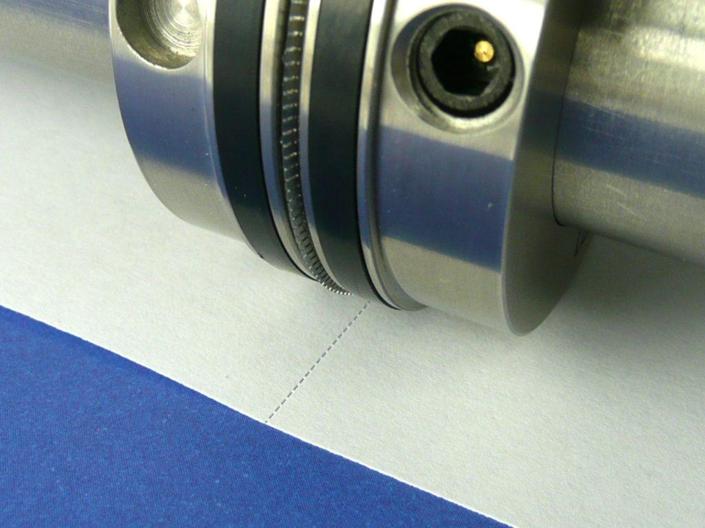 Tech-ni-Fold™ Micro-Perforator